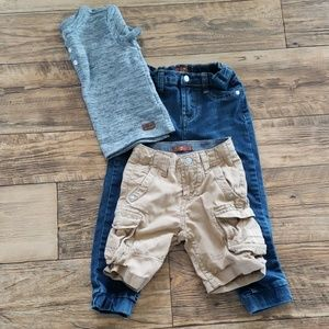 Boys 7 for all mankind Set